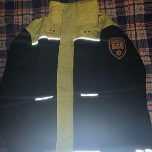 Police jacket (Mexico)